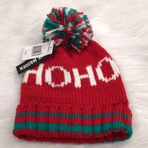 Steve Madden Christmas Hat